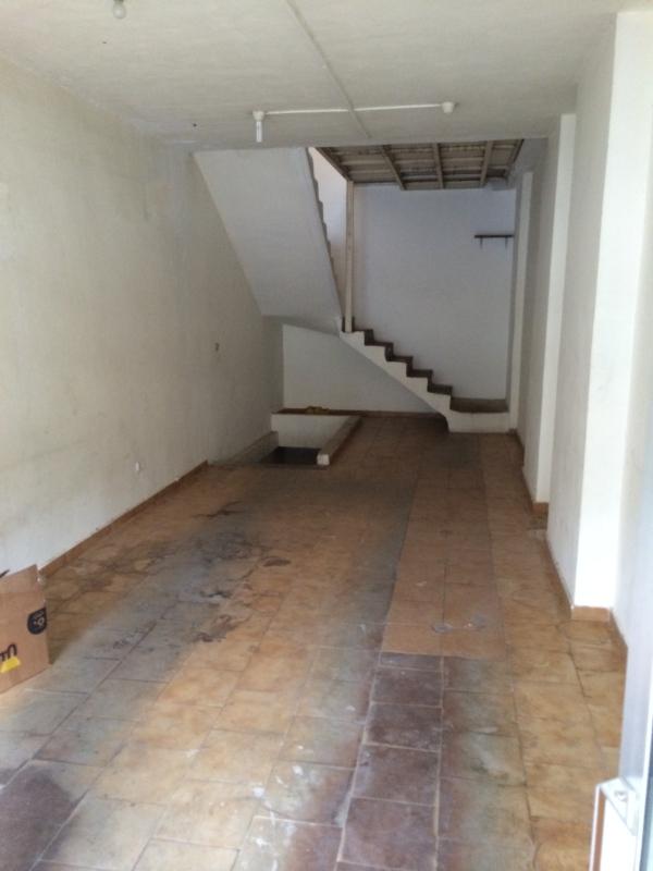 Main Floor - before